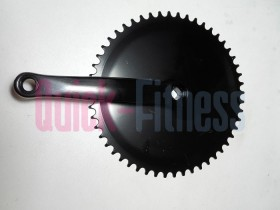 Plato biela para bici spinning Salter M-844