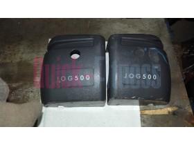 Embellecedores traseros Technogym JOG EXCITE 500 (2ª mano)