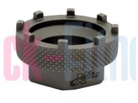 Extractor eje pedalier Isis Overdrive para Schwinn