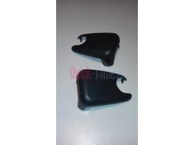 Embellecedor lateral tope Elíptica Nautilus NE3000 2 uds(2ª)