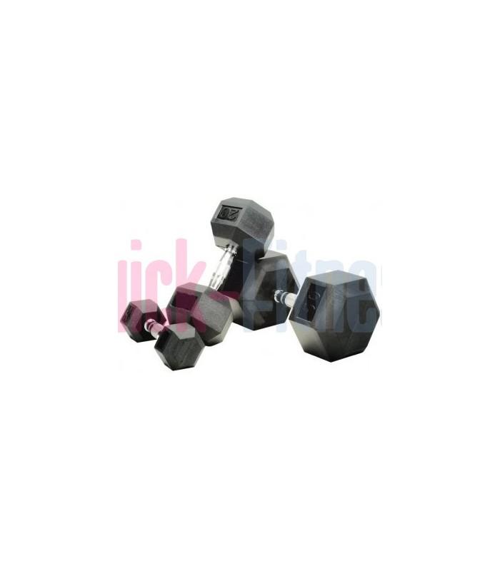 Mancuernas Hexagonales 12,5 Kg (par)
