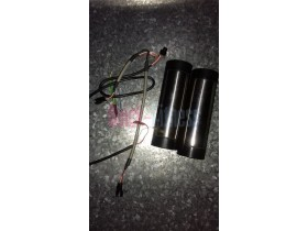 Manetas HRC cinta de correr Johnson T8000 (2ª)