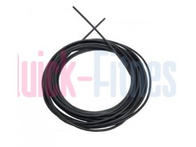 Cable de acero plastificado 4x6mm(por metros)