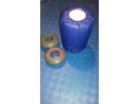 Rodillos ( 2 uds. ) azul