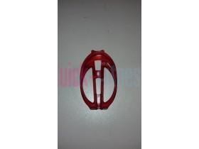 Botellero Plástico Rojo