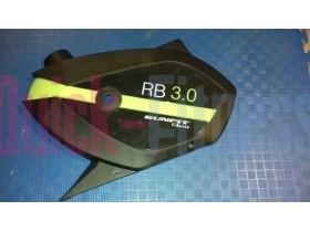 Carcasa izquierda bici estática Runfit RB 3.0 (2ª)