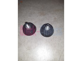 Pata niveladora M10 base goma 1 ud (2ª)