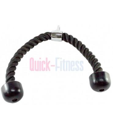 Cuerda triceps - Agarre calabrote