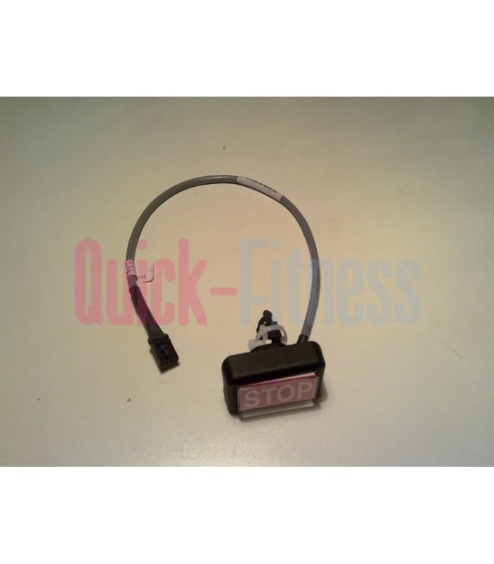 Botón parada emergencia con cable cinta de correr StarTrac
