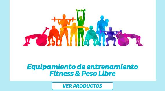 Equipamiento Fitness & Peso Libre
